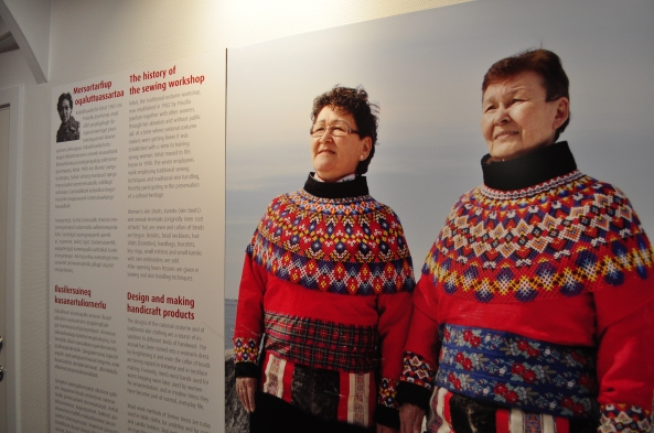 Ruth and Michael Haephrati in Greenland